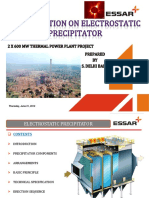 97769233 Electrostatic Precipitator