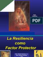 Resiliencia Como Factor Protector