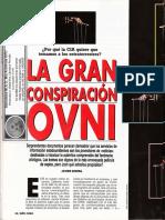 La Gran Conspiracion Ovni R-007 Nº018 - Año Cero - Vicufo2