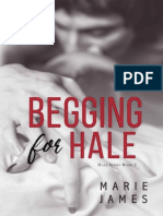 Begging for Hale - Marie James