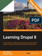 Learning Drupal 8 - Sample Chapter
