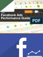 Facebook Ad Benchmarks SFMC