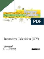 ITV Training Manual SI2008