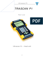 Ultrascan P1 Set