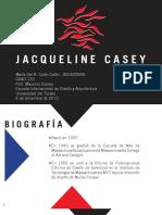Jacqueline Casey Biografía