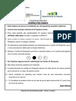 Edital 173-2012 - Tecnico Em Telecomunicacoes
