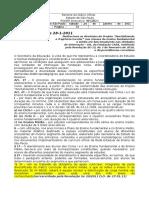 30.01.16 Resolução SE 6-11 Revitalizando Fundação Casa e Suas Alterações