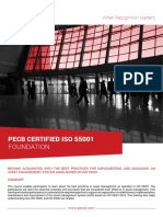 Iso 55001 Foundation 3p