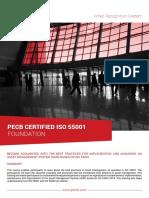 Iso 55001 Foundation 3p