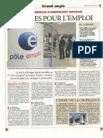 Direct Matin - Des Pistes Pour l'Emploi - 24 Octobre 2012