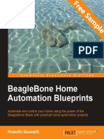 BeagleBone Home Automation Blueprints - Sample Chapter