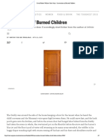 Incarnations of Burned Children, David Foster Wallace