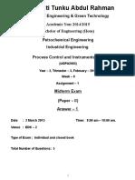 (1) PC&S Mid Exam Feb 15 T II Solution (1)