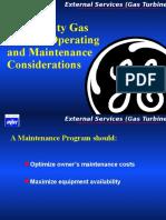 GTG Maintenance