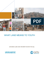 What Land Means to Youth