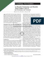 Mechanism & treatment heart failure journal