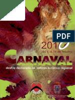 Programa de Carnaval de Ciudad Real