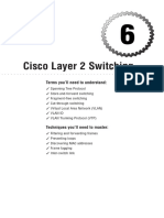 Cisco Lan Switch and Vlan