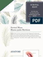 Skrotal Mass