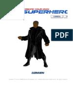 damien character blueprint