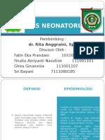 Ppt.sepsis Neonatorum