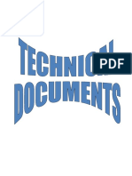 Technical Bid. Docs