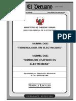 Terminologia Electrica