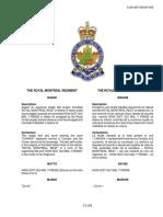 Royal Montreal Regiment