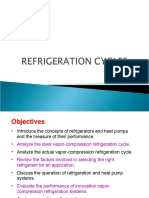 Thermal Unit 5- Refrigeration