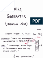 Figuera Generator Repulsion Mode Video Slides
