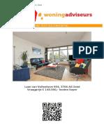 Brochure - Laan Van Vollenhove 954 NIEUW