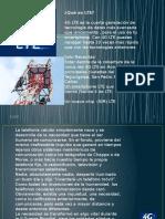 Presentación 4G LTE