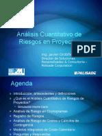 Project Risk Analysis - 2016 - Español