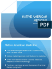 Native American Medicine 12