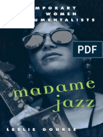 Madame Jazz Contemporary Women Instrumentalists