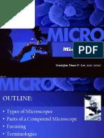 Microscopy - 2GPH