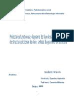 Griparis Nedeloiu Patrascu 441A Proiectarea Functionala Diagrame de Flux de Date Si Diagrame.