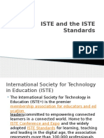 20151214121247ISTE and the ISTE Standards.pptx