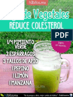 Jugo - Reduce El Colesterol