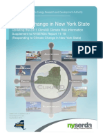 Climate Change in New York State