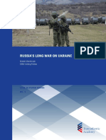 Russia's Long War on Ukraine