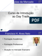 Informações de Mercado - Curso de Introdução Ao Daytrade
