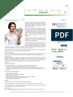 Afiliado - IESS Fondos de Reserva Condiciones y Bases Legales