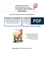 Plan de Trabajo Tutoria1