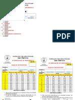 Ficha de Simulacro de Matematica