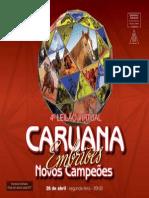 Catálogo 4º Leilão Caruana Novos Campeões - Embriões