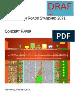Urban Roads Standard 020215