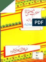 Saltanat e Mustafa Der Mamlikat e Kibriya by Mufti Ahmad Yar Khan Naeemi
