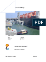 Berthing Loads in Structural Design - Validation of Parcial Factors