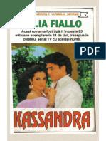 Delia Fiallo - Kassandra